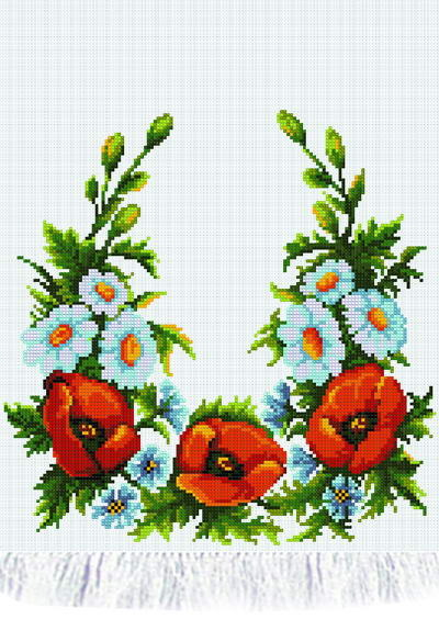 Эмблема спартака для вышивки