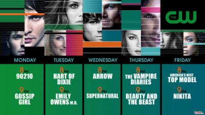 Новый промо-постер к 3 сезону + маркетинговый постер к 4 сезону