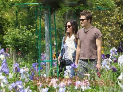 Пол и Торри в Париже [21-23 мая]