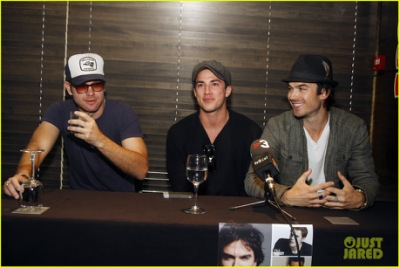BloodyNightCon press conference on Friday in Barcelona [4 мая]