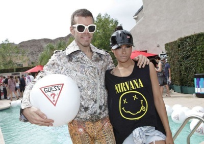 GUESS Hotel And Lovecat Magazine Party [13 апреля]
