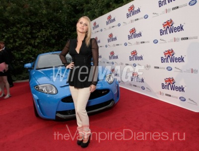 BritWeek Launch Party [24 апреля]