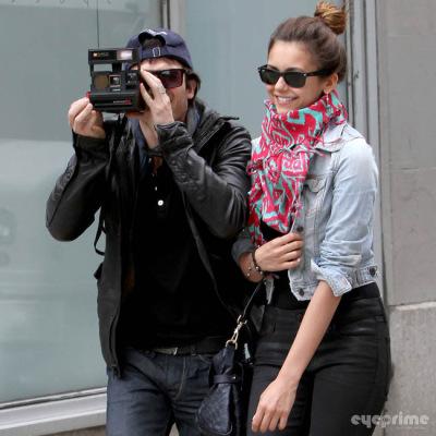 Йен и Нина в Нью-Йорке [8 мая]