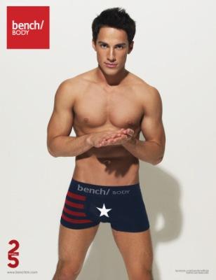 Bench Underwear [Новые фото]