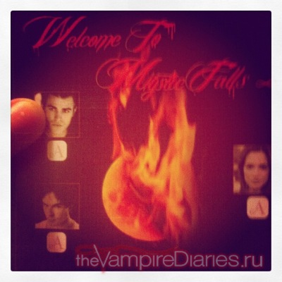 Welcome To Mystic Falls 2 [26-27 мая]