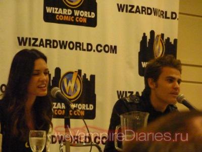 Wizard World Comic Con [14 апреля]