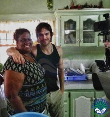 Йен на острове Тринидад [2011 год]