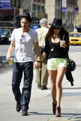 Йен и Нина в Нью-Йорке [13 мая]