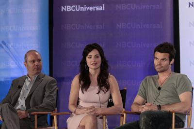 "NBCUniversal Summer Press Day 2012 — ""Saving Hope"" [18 апреля]"