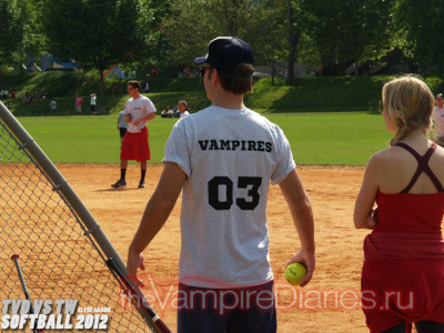 TVD vs TW Softball 2012