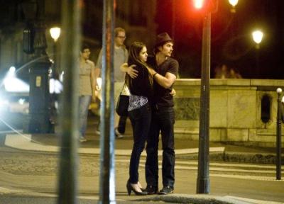 Йен и Нина в Париже [25 мая]