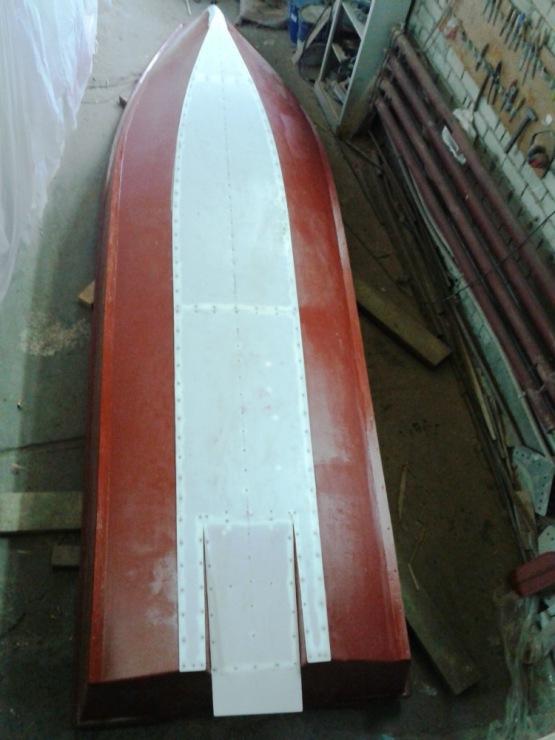 лодки защита винта туннели