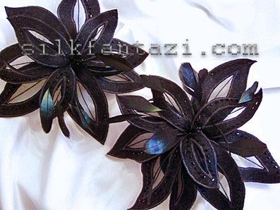 цветы из бисера лилии схема как плести - Практическая схемотехника.