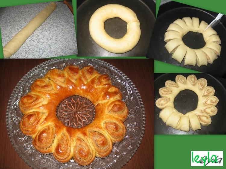 Как сделать пирог красивой формы