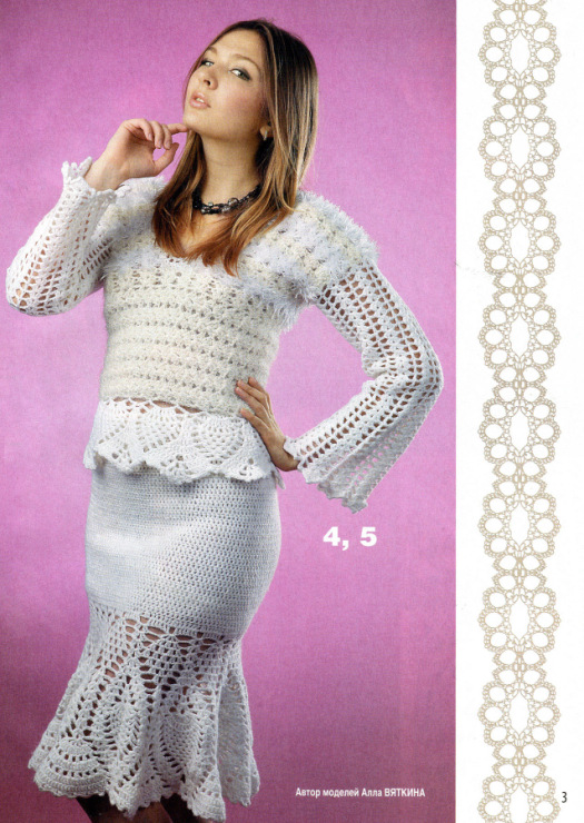 Одежда для женщин: Вяжем Из Травки Для Женщин