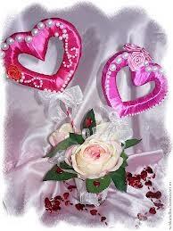 Топиарий ко дню святого валентина своими руками