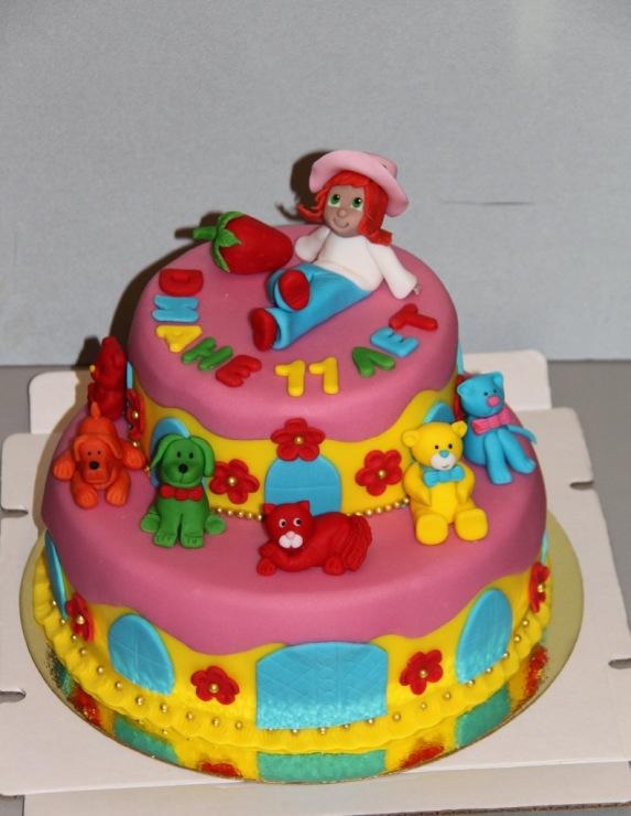 Ru фото 9 — торты для девочек — oxsi