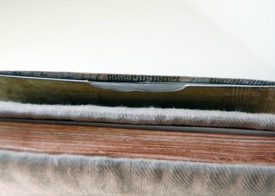 Блокнот-трансормер ручной работы с нуля