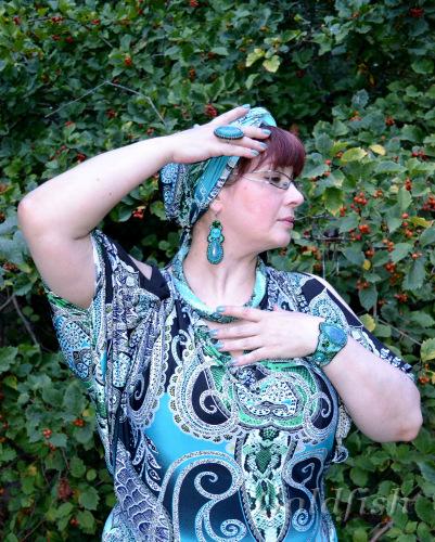 Швейный уголок: Русалкина любовь (швейное)