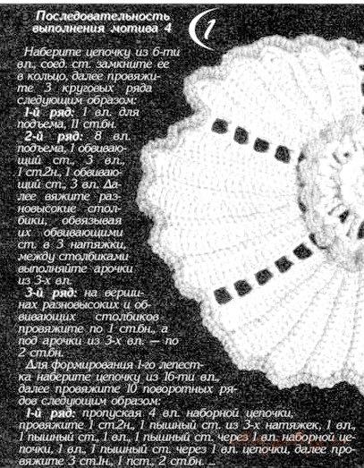 爱尔兰花边花型  18:密集的颜色 - 荷塘秀色 - 茶之韵