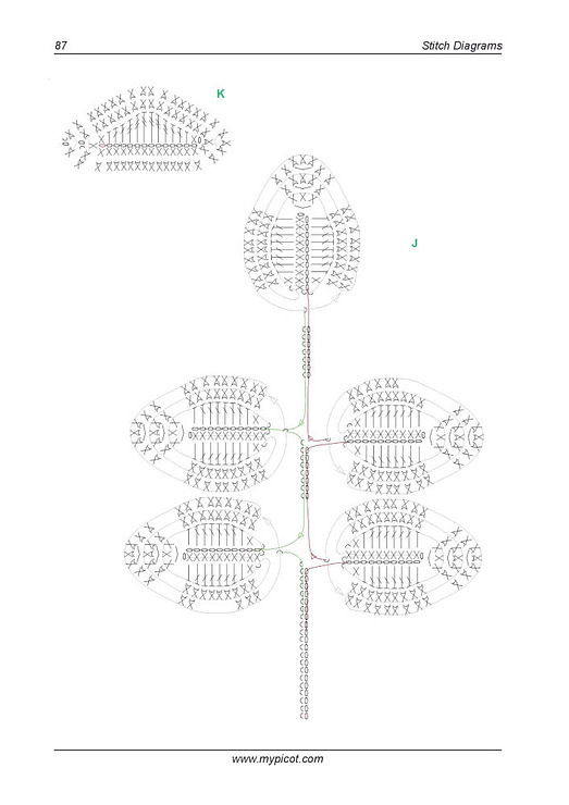 爱尔兰树叶总汇 - 柳芯飘雪 - 柳芯飘雪的博客