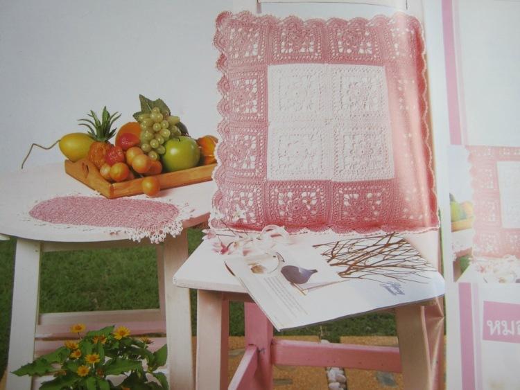 Delicadezas en crochet gabriela decoracion para el hogar for Decoracion para el hogar adornos