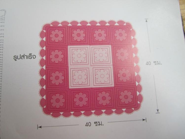 Delicadezas en crochet gabriela decoracion para el hogar for Decoracion del hogar con crochet