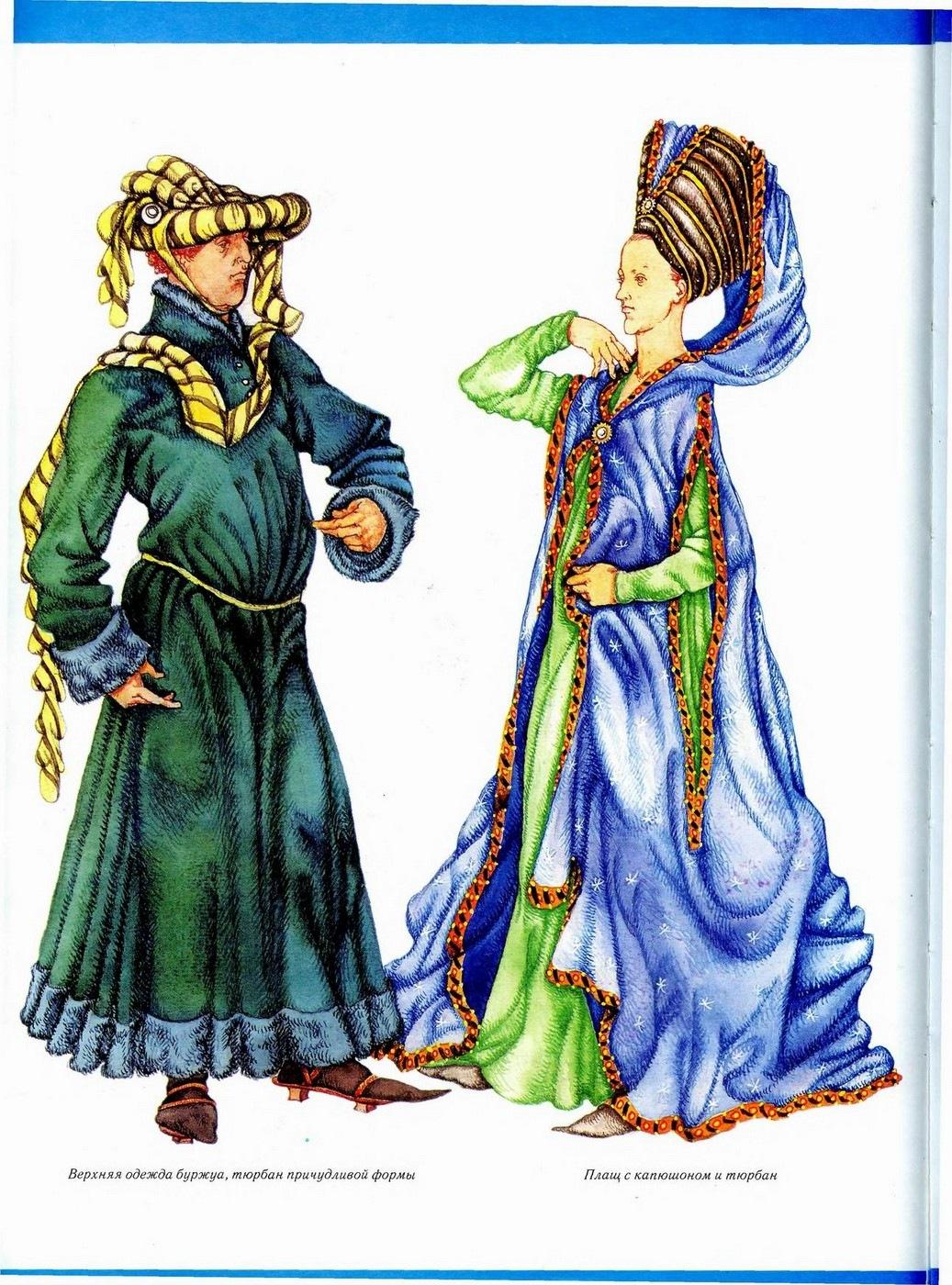 Вокруг и около РОКОКО : Модные платья 18 70
